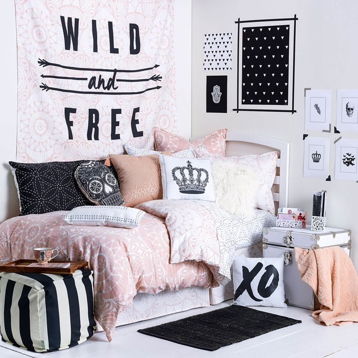 Free Spirit Room | available at dormify.com