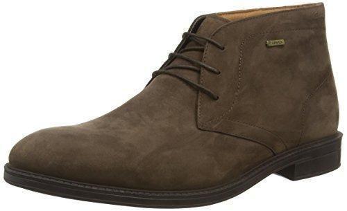 Oferta: 140€ Dto: -22%. Comprar Ofertas de Clarks Chilver Hi GTX - botas de cuero hombre, color marrón, talla 43 barato. ¡Mira las ofertas!