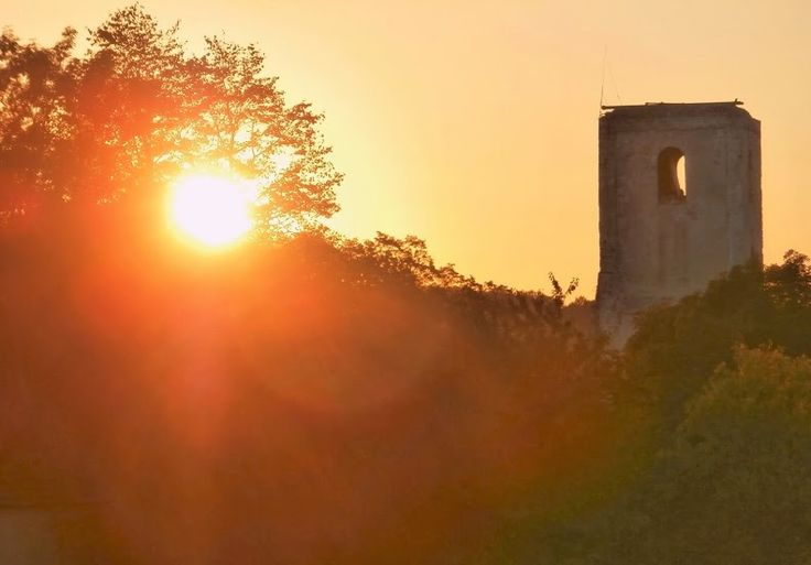 Katarínka - Dectice - Beautiful Sunset - summer 2013 - Slovakia - Slovensko - pokoj a dobro