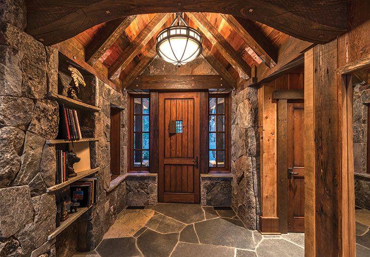 vikingsholm interior - Google Search | Lake Tahoe House ...