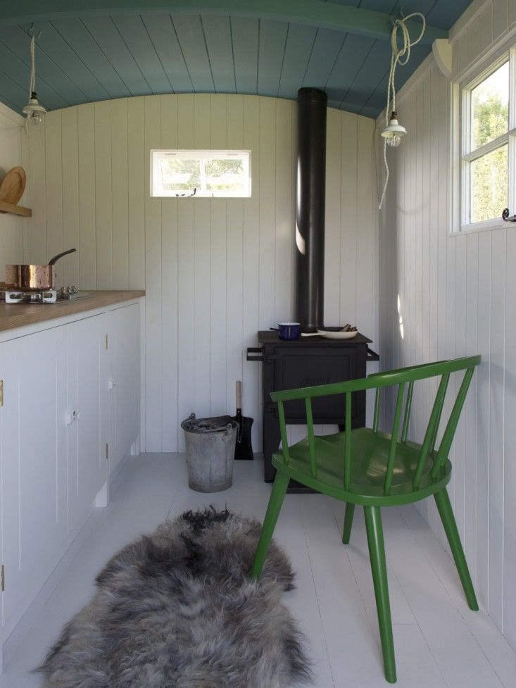 British Standard, Plain English, Sheperd's Hut | Remodelista