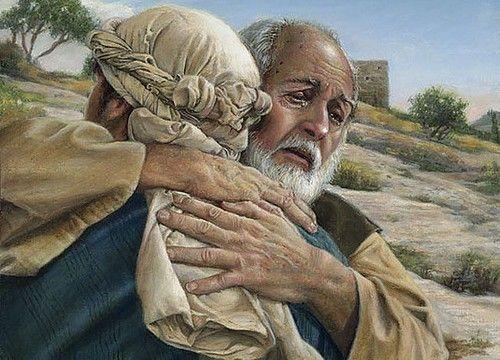 O DIÁRIO DE DEUS: Parábola do filho pródigo
