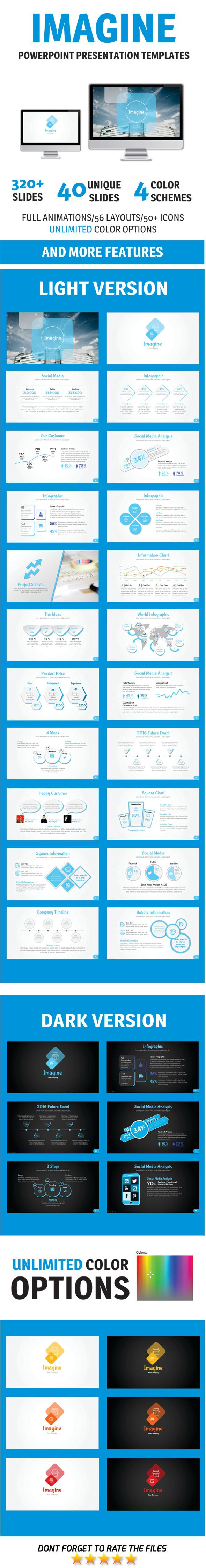 Imagine Presentation Template #design Download: http://graphicriver.net/item/imagine-presentation-template/11254483?ref=ksioks