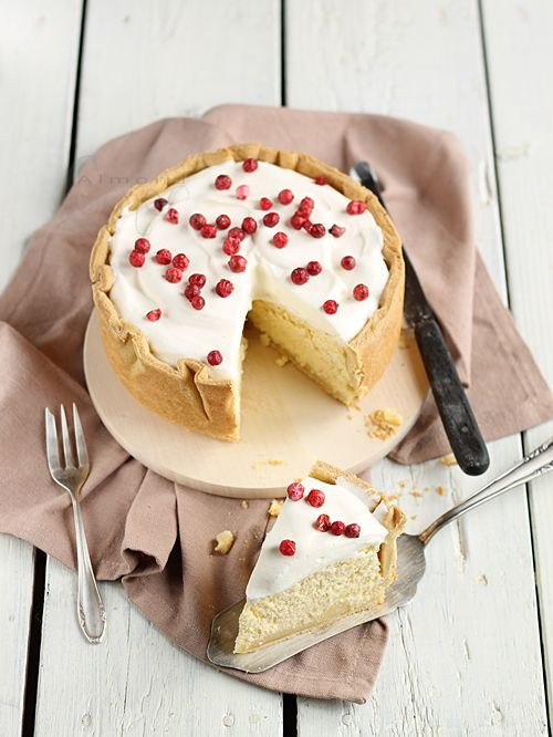 Quark Cake - hmmm just saw quark for the first time last weekend at the farmers market....gonna have to give it a whirl
