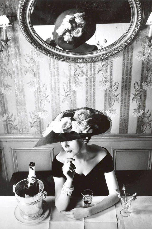 Dior, Haute Couture 1956, Flèche line
