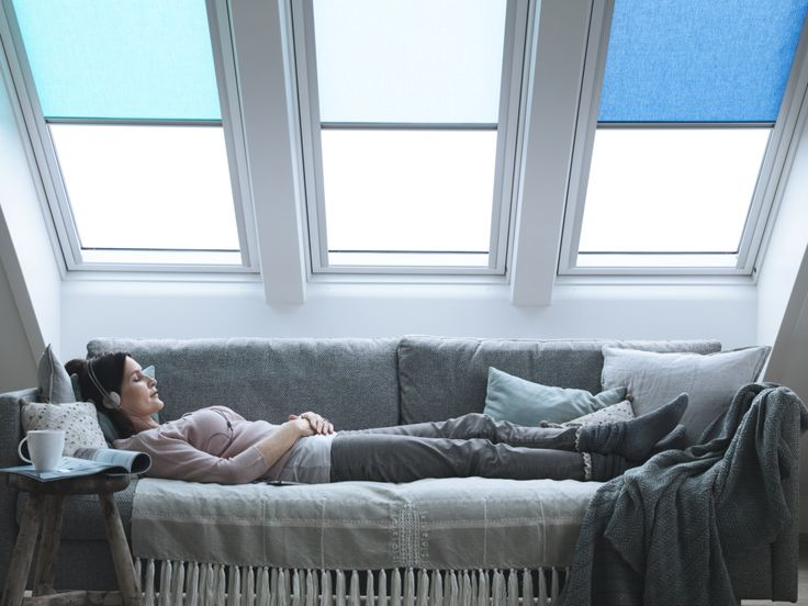 316 best velux images on Pinterest Attic bedrooms, Attic rooms - gemutlichkeit interieur farben einsetzen