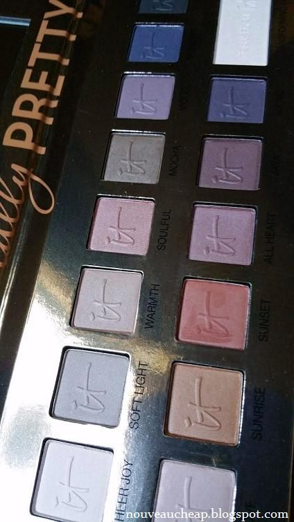 Nouveau Cheap: Today Only (6/19): 50% Off IT Cosmetics Naturally Pretty Vol. 1 Matte Luxe Transforming Eye Shadow Palette