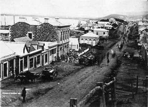 1800s+Wild+West | In the late 1800s, Dunedin was more reminiscent of the Wild West than ...