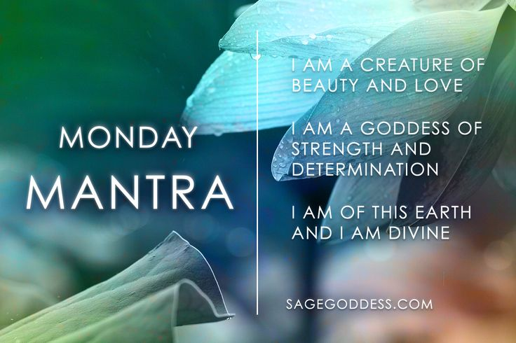 Happy Monday, goddesses! This is just a goddess-to-goddess reminder that you are divine. Truly and absolutely, from head to toe.