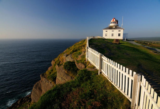 Travel deals: Cape Spear lighthouse in Newfoundland offers dining on the edge