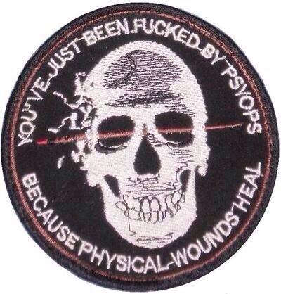 Morale patch - psyops