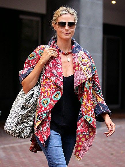Communing With Fabric: Kantha Quilt Jacket
