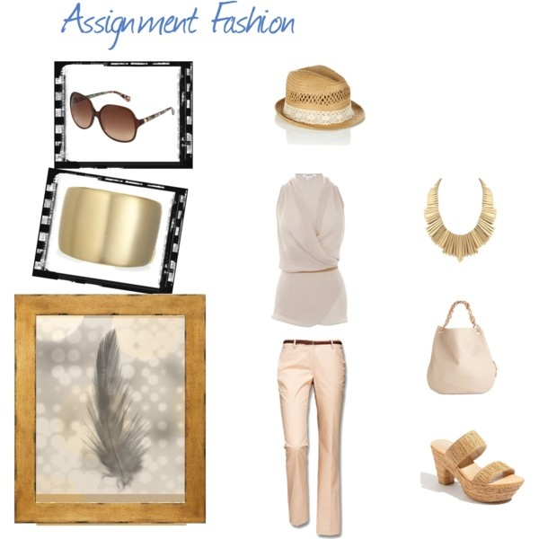 Palm Springs, created by assignmentfashion on Polyvore