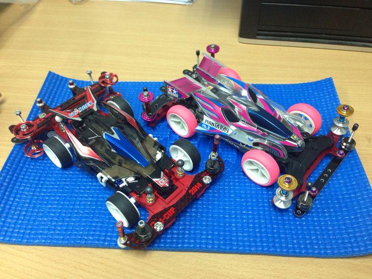 MS Suspension Cars v1 & v2