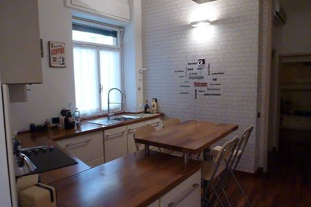 Check out this awesome listing on Airbnb: Lovely apartment in downtown Milan! - Apartments for Rent in Milano