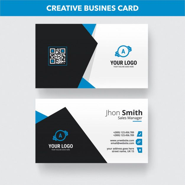 Freepik Graphic Resources For Everyone Modern Business Cards Design Business Card Design Modern Business Cards