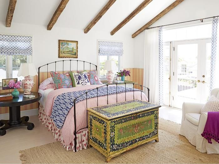 319 Best Images About Bedrooms Cottage Style On Pinterest Master Bedrooms Country Bedrooms