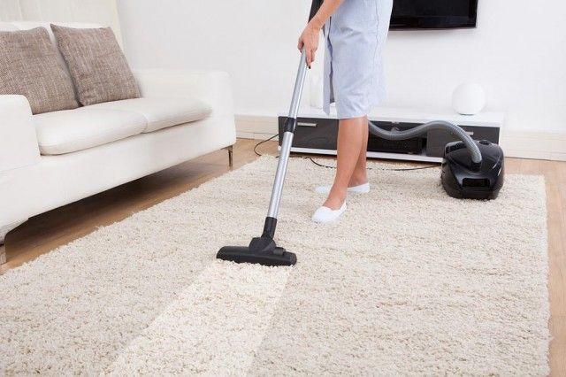 3 домашних средства для чистки ковров, которые есть у всех 0