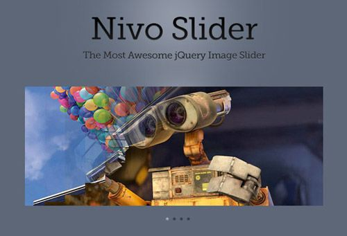 Nivo – A new jQuery image slider and 24 others!