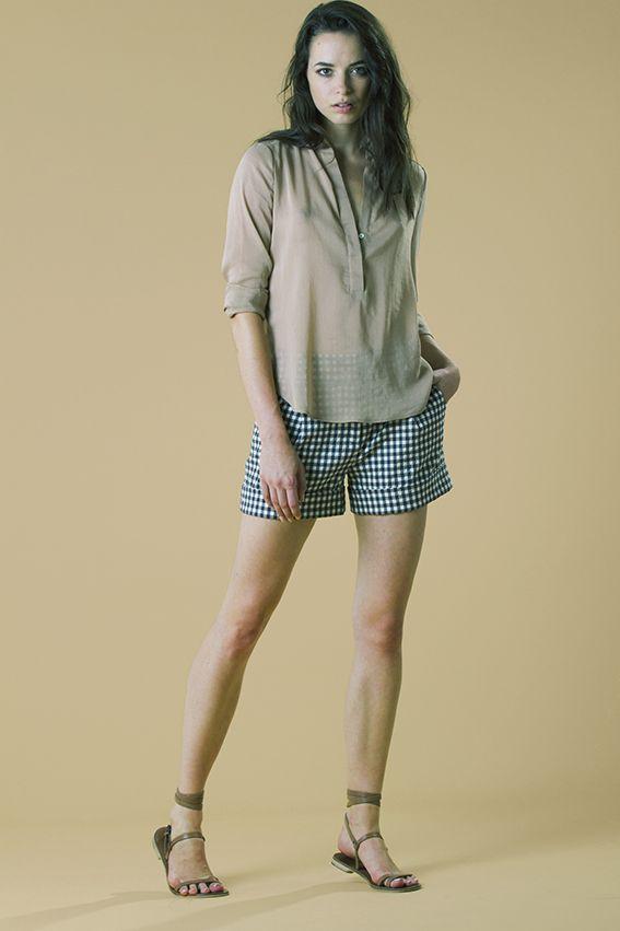 Shirt Hazel short Marple. #SS16 www.quelle2.it
