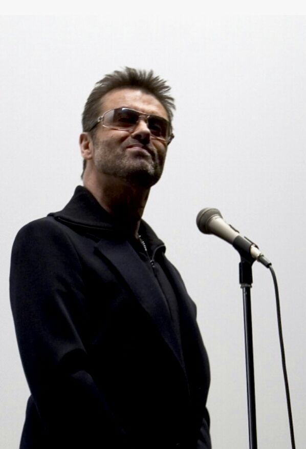 George Michael... brilliant vocalist, champion human being. His trials and hardships made me a better person.