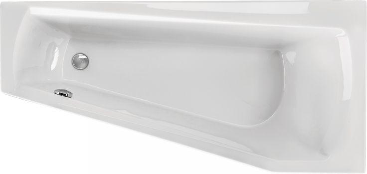 Raumsparbadewanne 160 x 75 x 42,5 cm weiß  Bodenlänge 117,5 cm Wasserinhalt 165 Liter  asymmetrische Eckwanne 160x75 In den Dropdown-Auswahlfeldern Ablaufgarnitur, Wannenfüße 11,2 - 17,2 cm oder Wannenträger 57,5 cm  Folgendes Zubehör finden Sie in unserem Shop:      Wandwinkel: Mehrpreis 30,00 EUR inkkl. MwSt.     Zu-/Ab-/Überlauf: Mehrpreis 165,00 EUr inkl. MwSt.     Raumsparbadewanne 160 x 75 asymmetrische Eckwanne 160x75 günstig online kaufen
