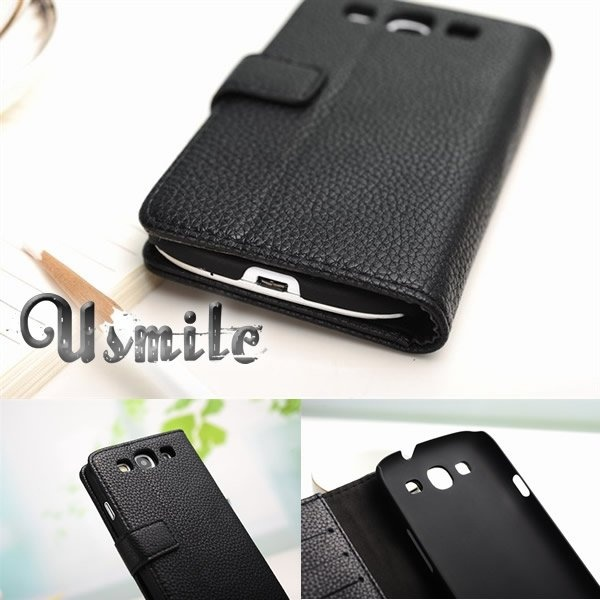 Leather trend purse case for Samsung I9300 Galaxy S3 wallet pouch cover with card slot magnetic free shipping on AliExpress.com. $6.80