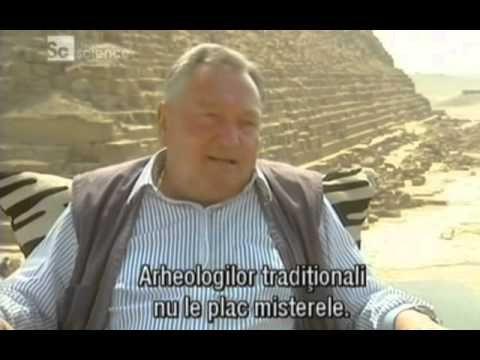 Erich Von Daniken - Totalis leszámolás - YouTube