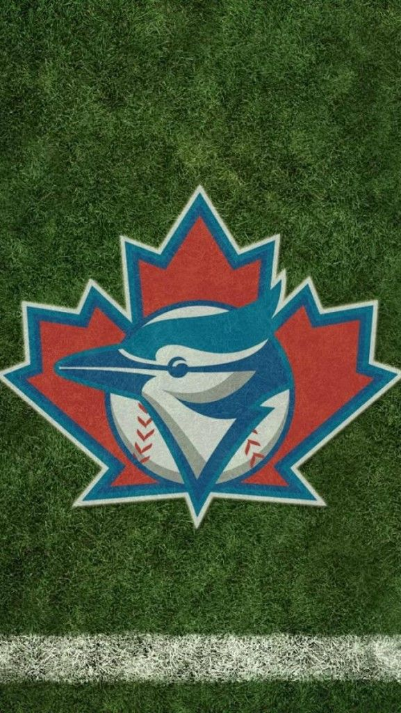 Toronto Blue Jays Field Logo iPhone Wallpaper