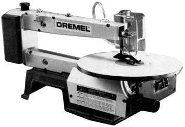 The Dremel 1671 Scroll Saw www.quality-handtool-review.com
