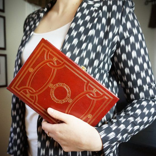 461 best book purse ideas crafts images on pinterest book thediydiary do it yourself vintage book clutch solutioingenieria Choice Image