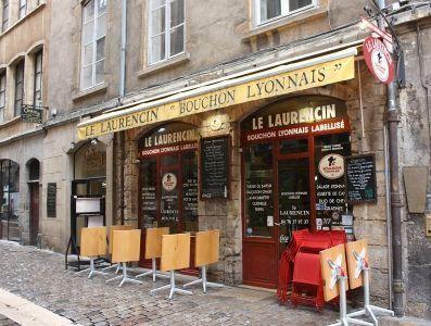 Le Laurencin - Lyon, France.