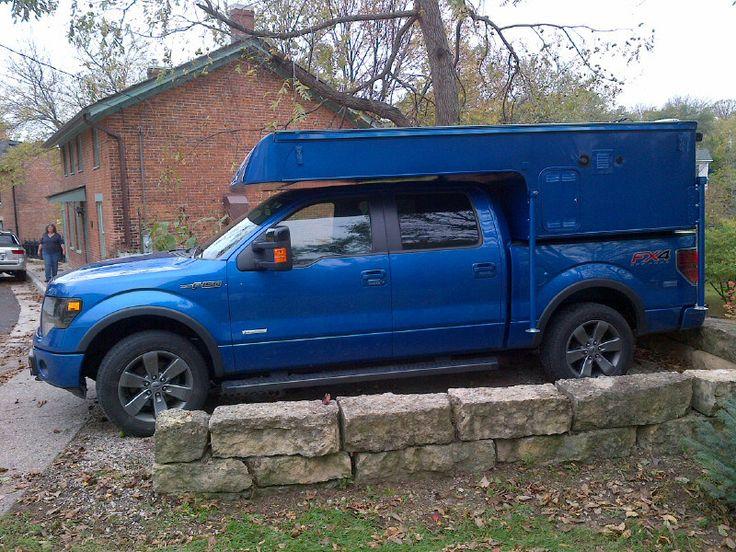 Build A Ram Truck >> Custom Phoenix camper on Ecoboost F150   Pickup Truck Camping   Pinterest   Camper, Truck ...