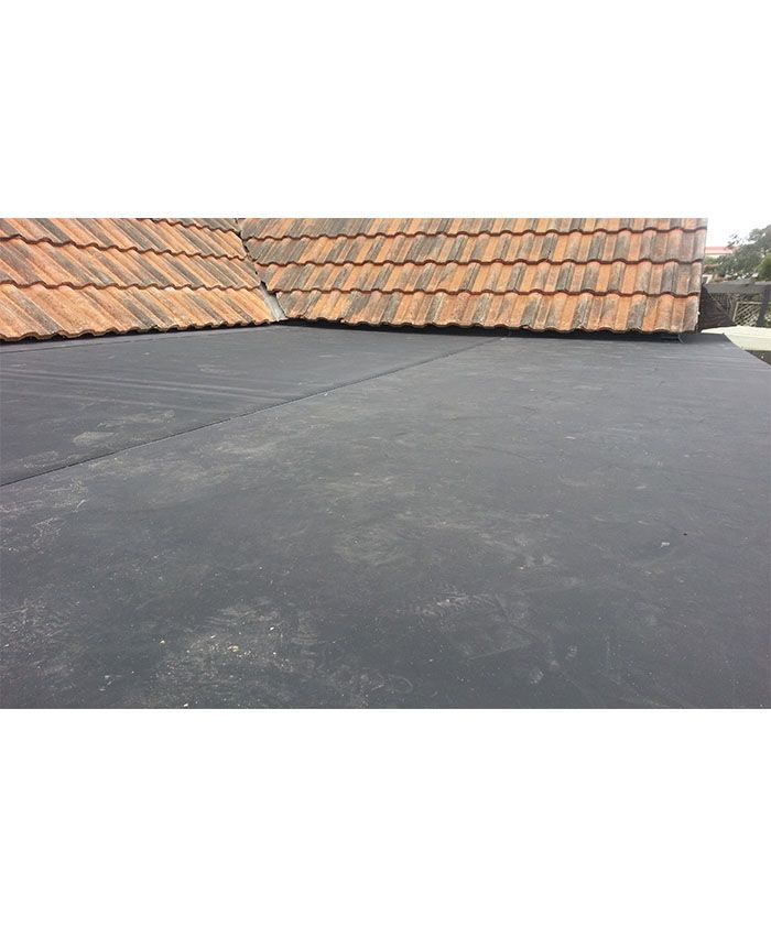 New Flat Butynol Roof in Auckland - great mix of products.