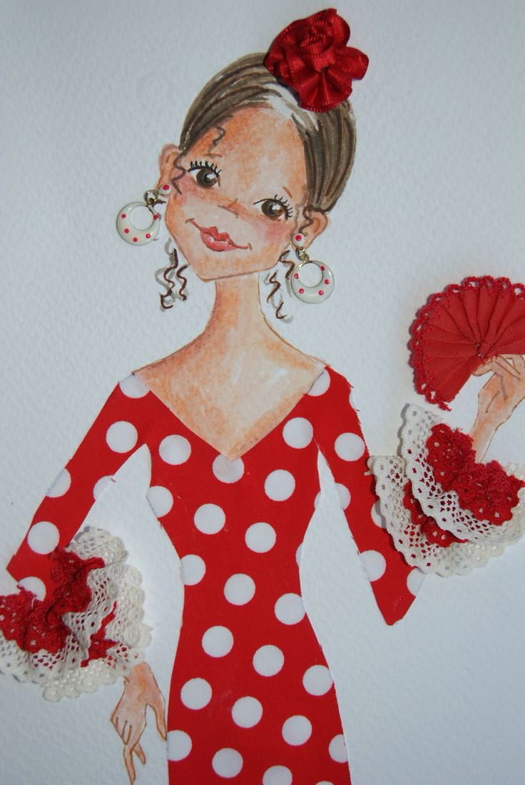 Nita flamenca www.nitasynitos.com
