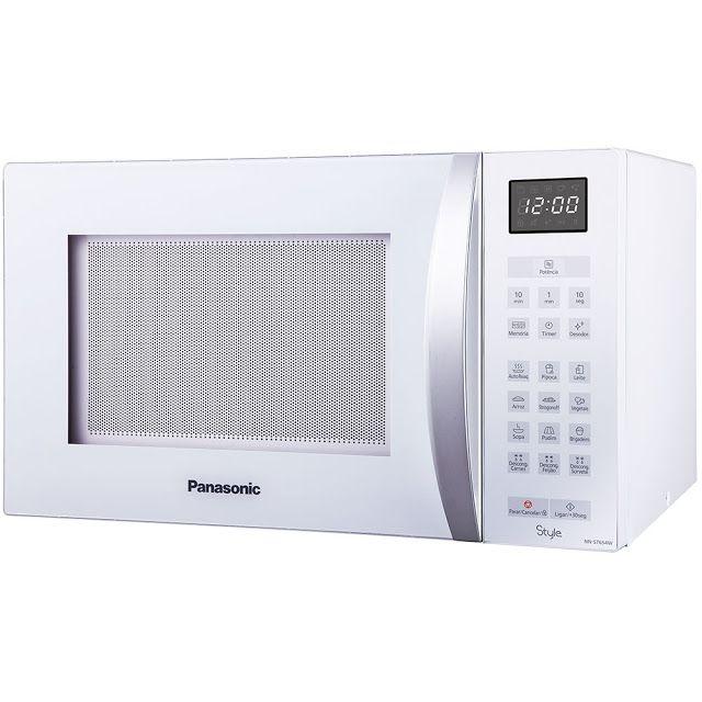 Micro-Ondas Panasonic 32 Litros Branco ST654W << R$ 34020 >>