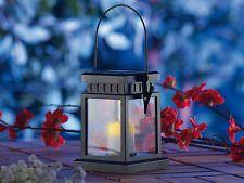 Solar Gartenlaterne Laterne Lampe Solarleuchte Solarlaterne Gartenleuchte Kerze