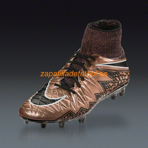 ... Descuento Botas De futbol Nike Hypervenom Phantom II FG Rojo Metalico  De Bronce Negro Resplandor Verde ... ad2048681d4e3