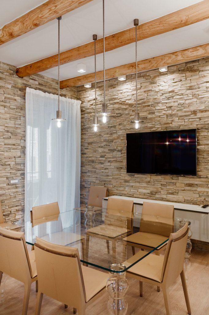 Abitazione privata milano hi lite next interior for Abitazione design