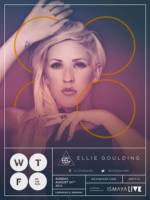 We The Fest. presents ELLIE GOULDING