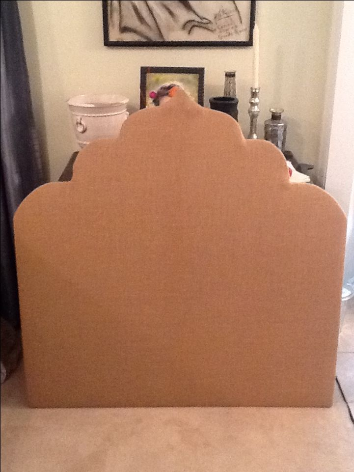 Bohemian Style Headboard Just Made This Headboard For
