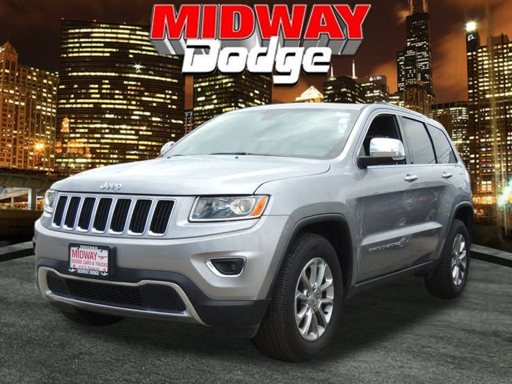 Do you jump for Jeep models? ‼️ We sure do! Click to see this #JeepGrandCherokee model up close and personal! With seating for up to five, load up with friends or family for a night out or a quick trip to grab some food! 😍 You'll want to show off your new Jeep!