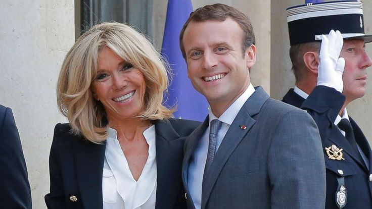 "French first lady Brigitte Macron is speaking out about the 25-year age difference between her and husband Emmanuel Macron, France's 39-year-old president. ""There are times in your life where you need to make vital choices,"" Brigitte, 64, tells Elle France's September issue of her relationship with..."