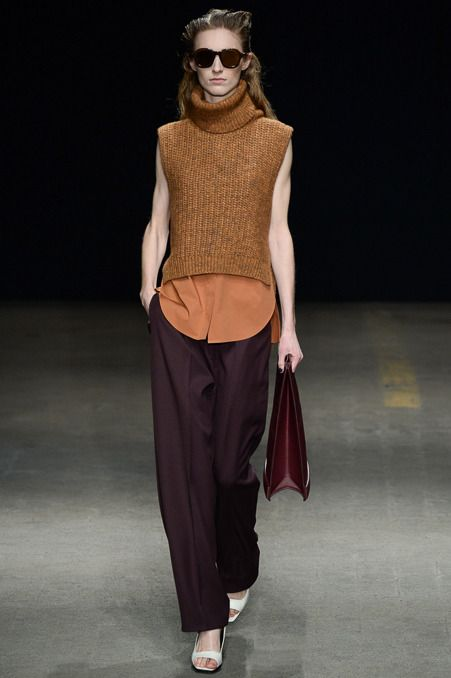 3.1 Phillip Lim Fall 2014 RTW - Runway Photos - Fashion Week - Runway, Fashion Shows and Collections - Vogue