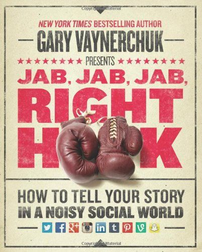 Jab, Jab, Jab, Right Hook  Review by Career Sherpa