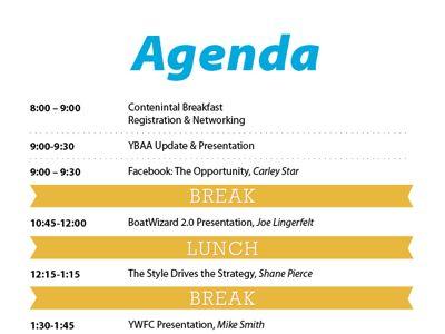agenda layout AGENDA Pinterest – Layout of an Agenda