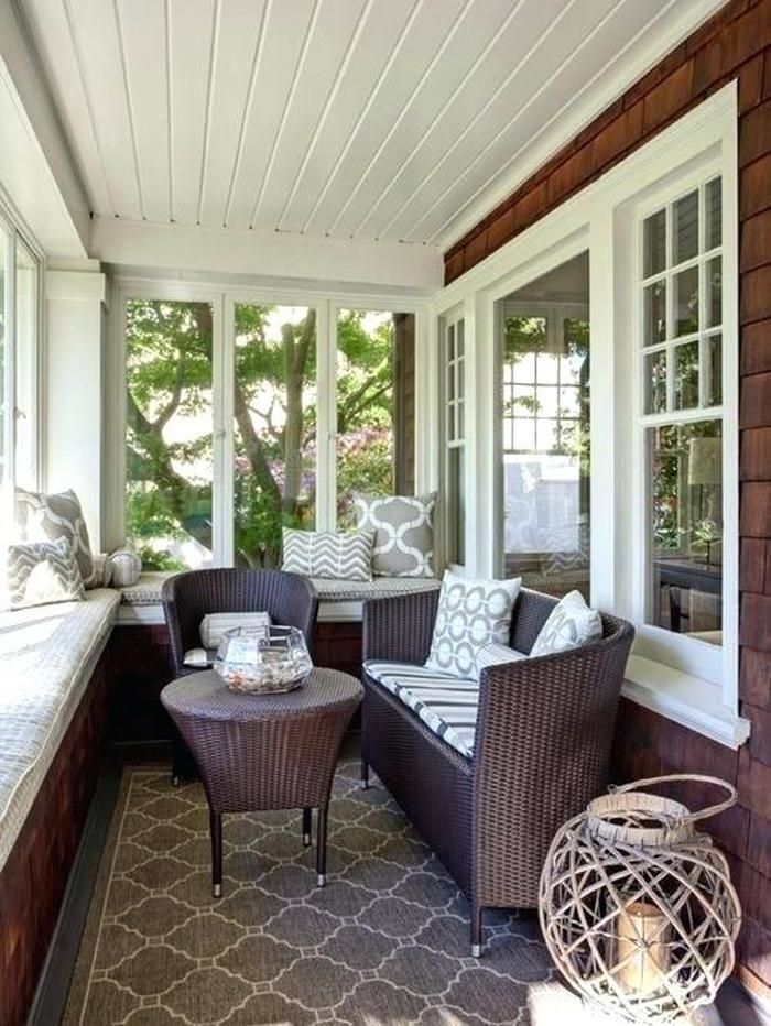 Sunroom Furniture, What Is The Best Furniture For A Sunroom