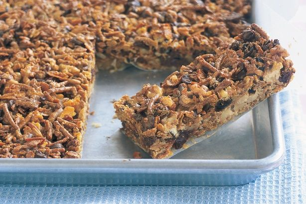 leave out the walnuts and double the recipe for afternoon tea