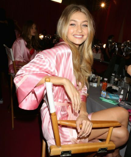 This is how many times Gigi Hadid was rejected from the Victoria's Secret fashion show