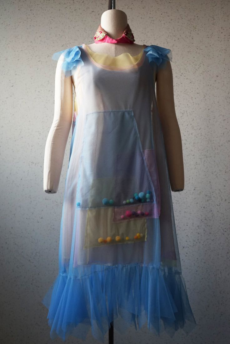 A personal favorite from my Etsy shop https://www.etsy.com/listing/253831464/tulle-flapper-dress-light-blue-vintage